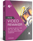 AVS Video ReMaker Discount Coupon